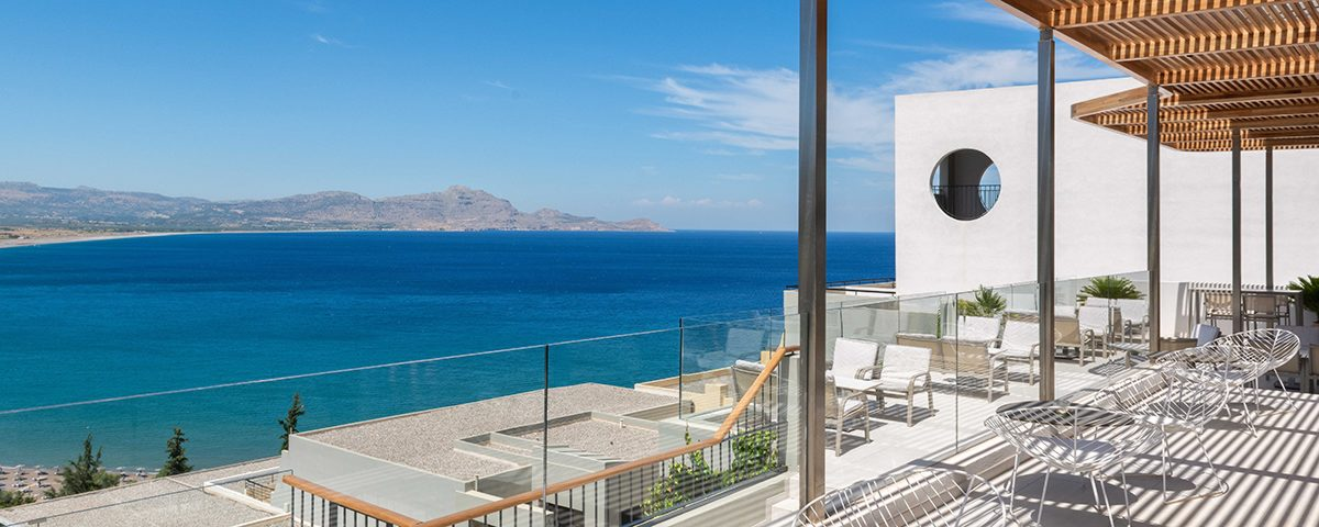 Lindos Hotel Rhodes Mare Boutique In Island Greece